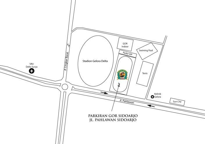 Image Result For Denah Lokasi Surabaya
