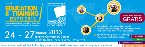 Education & Training Expo 2013