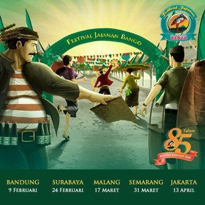 Festival Jajanan Bango 2013