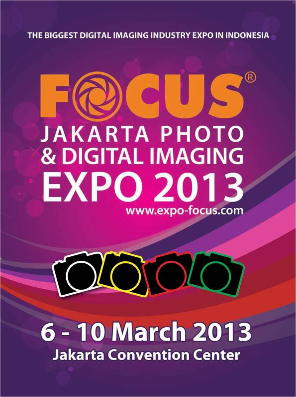 FOCUS 2013 - Jakarta Photo & Digital Imaging Expo 2013
