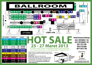 UOB 25-27 Maret 2013