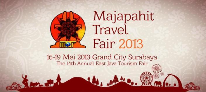 The 14th Majapahit Travel Fair 2013