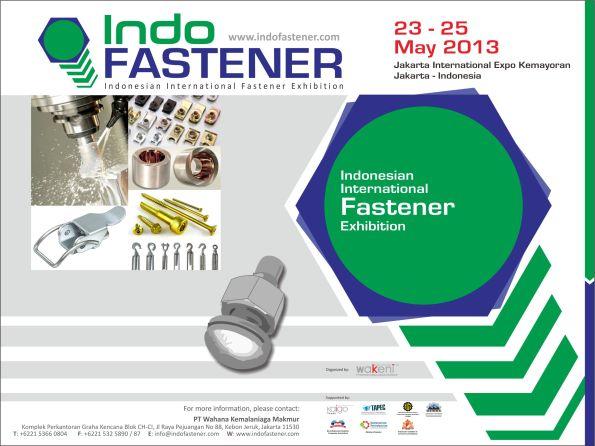 indo fasterner 2013