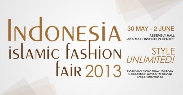 Indonesia Islamic Fashion Fair (IIFF) 2013a