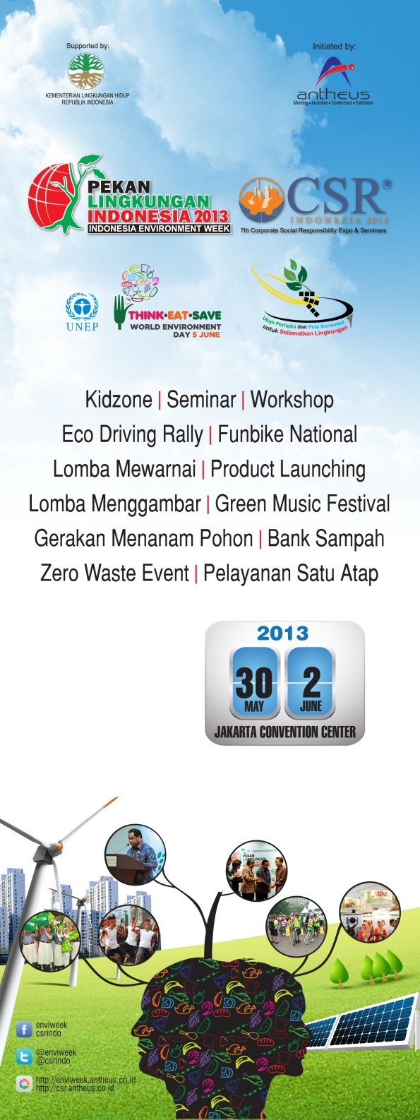 Pekan Lingkungan Indonesia 2013