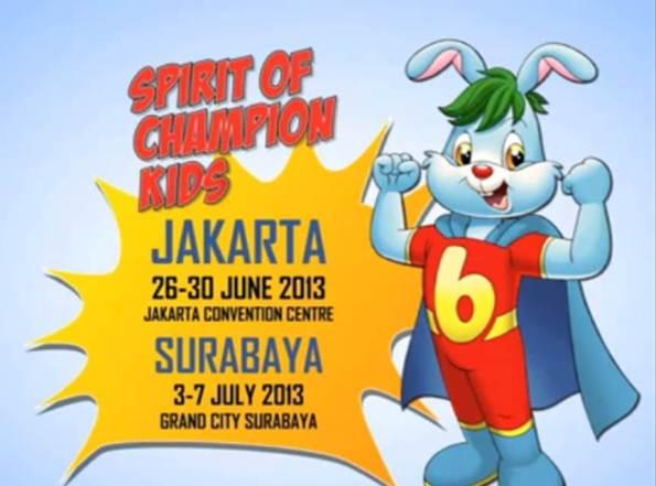 bobo fair 2013 Jakarta - Surabaya