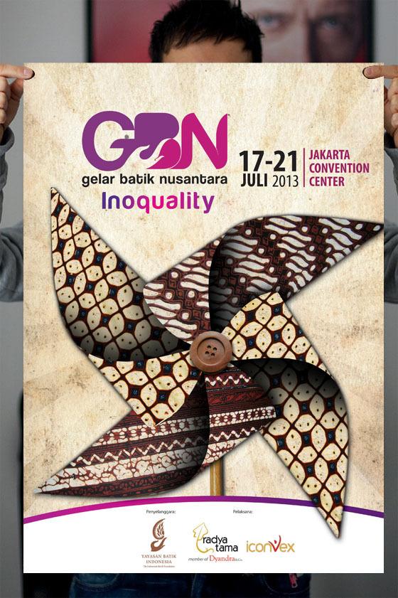 Gelar Batik Nusantara 2013 ed
