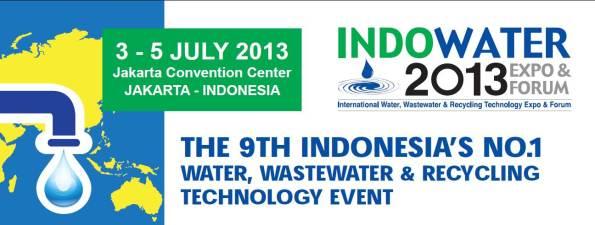 indowater 2013