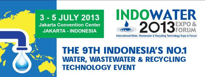 indowater 2013