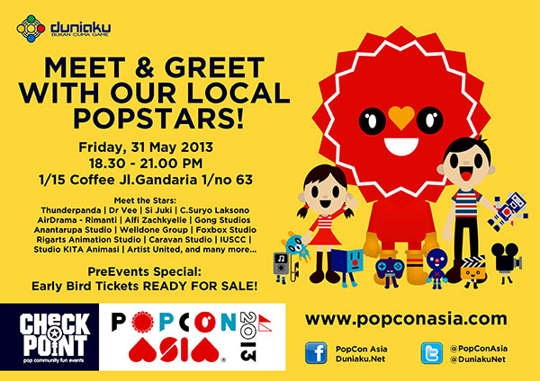 PopCon Asia 2013 - Pop Culture Convention & Exhibition