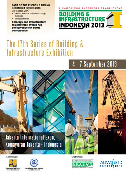 Building & Infrastructure Indonesia 2013