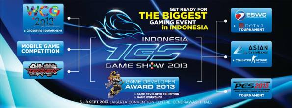 Indonesia Game Show 2013