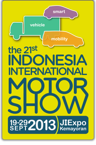 The 21st INDONESIA INTERNATIONAL MOTOR SHOW