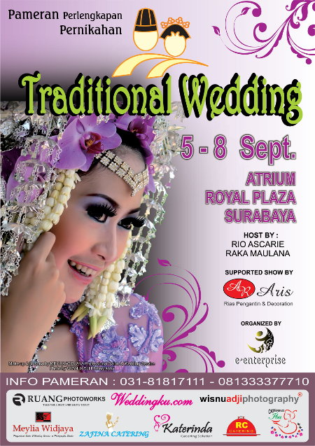 Traditional wedding by e enterprise atrium royal plaza surabaya 5 traditional wedding by e enterprise atrium royal plaza surabaya 5 8 sep junglespirit Image collections