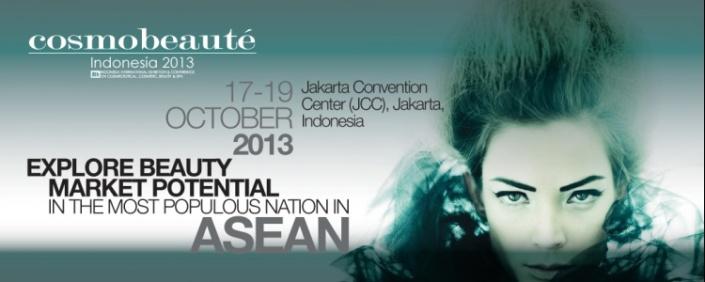 Cosmobeaute Indonesia 2013 ed