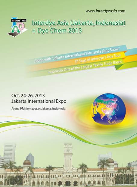 dye chem 2013 date of the exhibition 24 26th october 2013 venue