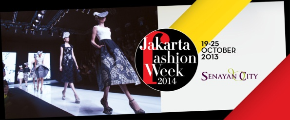 Jakarta fashion week 2013 - JFW 2013