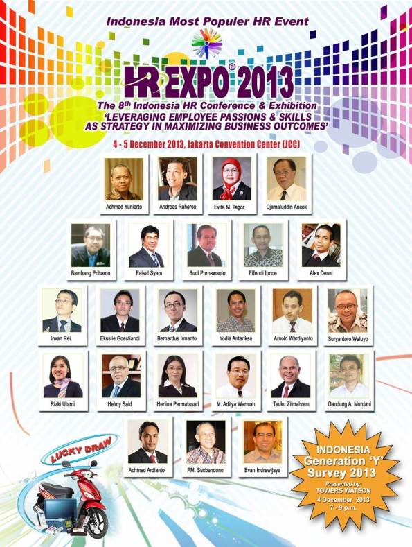 8th HR Expo 2013