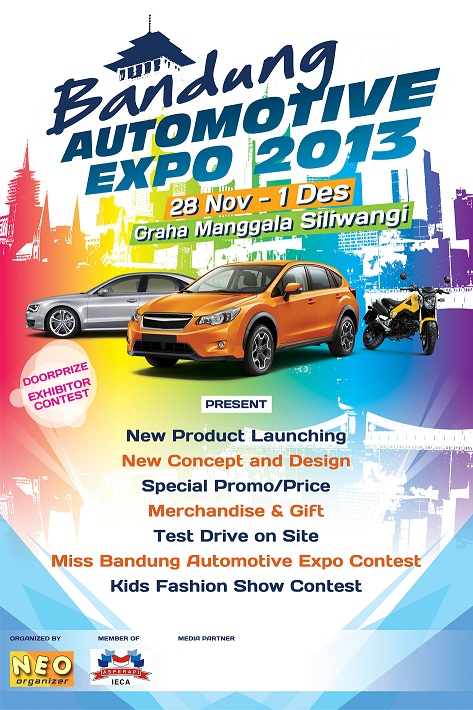 Bandung Automotive Expo 2013