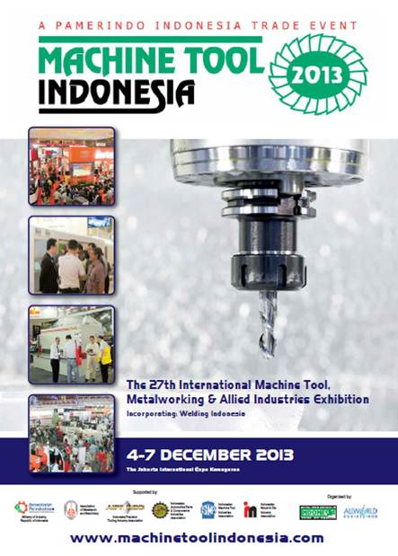 Machine Tool Indonesia 2013