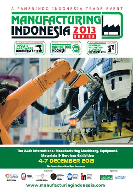 Manufacturing Indonesia 2013