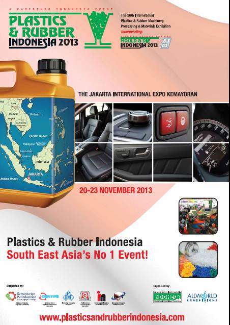 Plastics & Rubber Indonesia 2013
