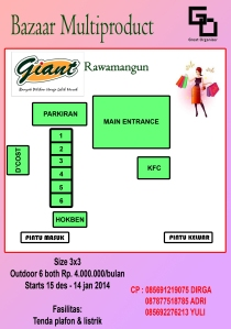 bazar giant copy