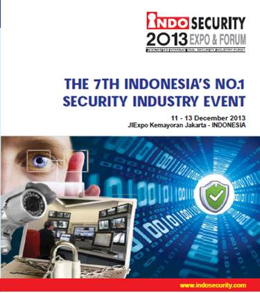 INDO SECURITY 2013