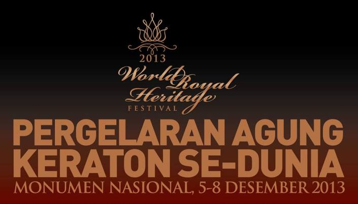 The World Royal Heritage Festival 2013