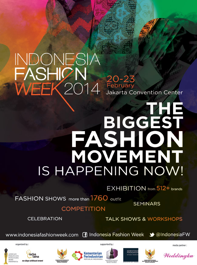 Indonesia Fashion Week 2014