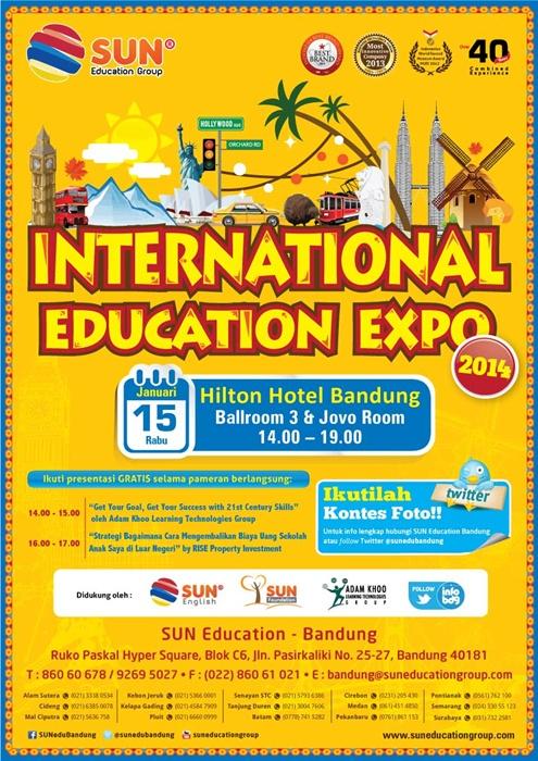 International Education Expo 2014 Bandung