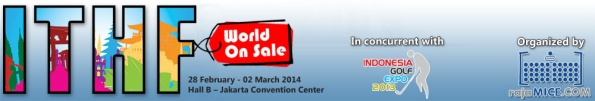 13th Indonesia Travel & Holiday Fair