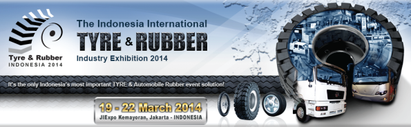 INAGRITECH 2014 - The 3rd International Tyre and Rubber Industry Exhibition 2014