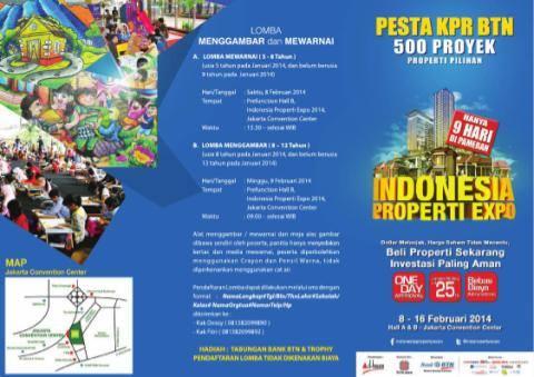 Indonesia Properti Expo 2014e