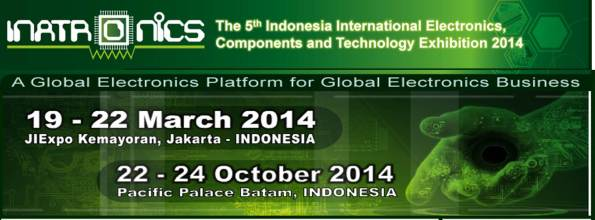 The 5th Indonesia International Electronics & Components Exhibition 2014