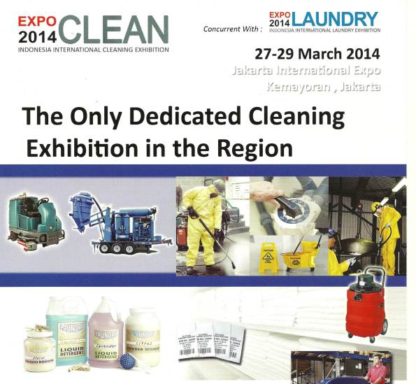 Expo Clean - Expo Laundry 2014