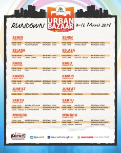 SUMMARECON URBAN BAZAAR with JAKCLOTH 2014 artist
