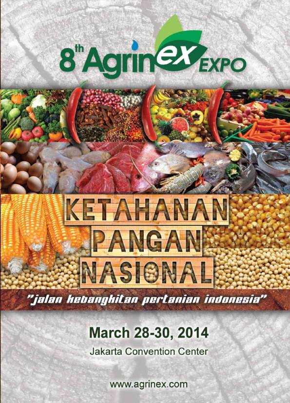 The 8th AGRINEX Expo 2014