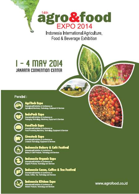 14th Agro & Food Expo 2014