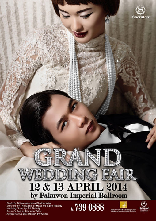 Grand Wedding Fair by Pakuwon Imperial Ballroom, Pakuwon Imperial Ballroom, Surabaya, 12-13 Apr 2014
