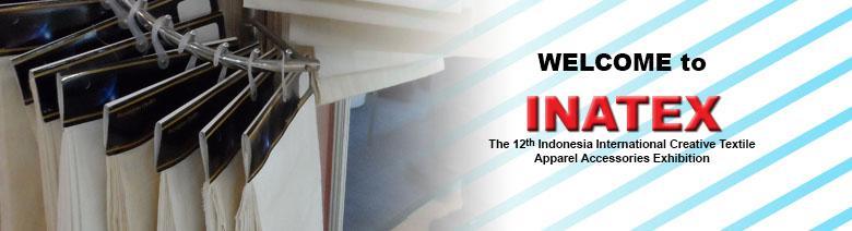INDO INTERTEX 2014 – INATEX 2014 – INDO DYECHEM 2014