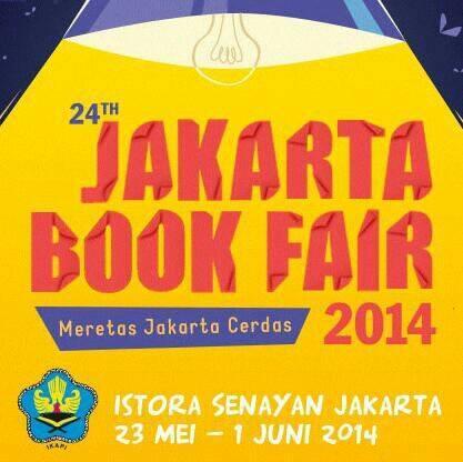 Jakarta Book Fair 2014