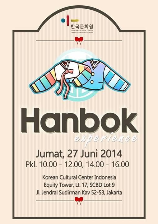 Hanbok Experience 2014