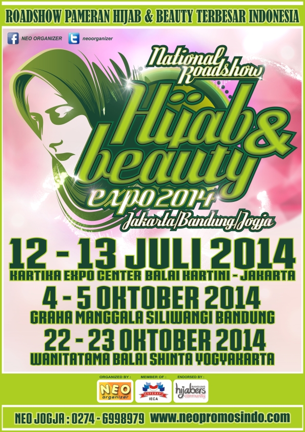 Roadshow Hijab & Beauty Expo 2014