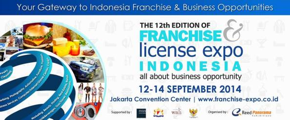 Franchise&License Expo Indonesia 2014b