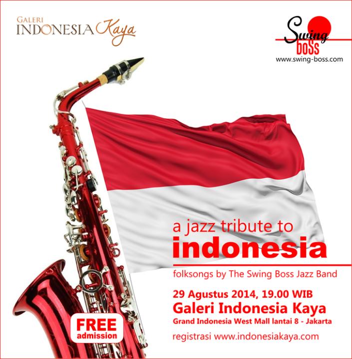 tribute indonesia