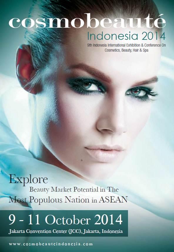 Cosmobeaute Indonesia 2014
