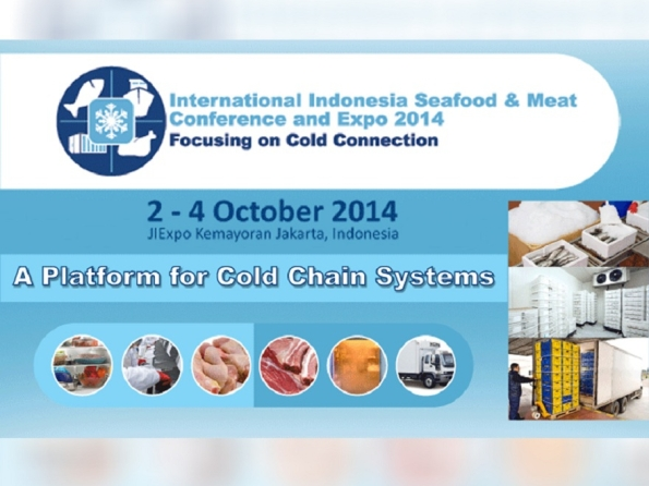 Indonesia International Seafood & Meat Expo 2014