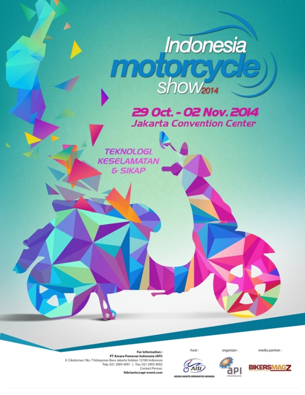 INDONESIA MOTORCYCLE SHOW 2014q