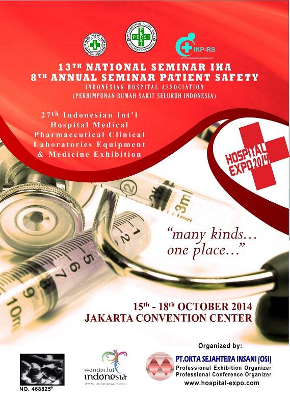 Indonesian Hospital Expo 2014